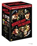 第二次世界大戦コレクション2 自由への戦い (初回生産限定/6枚組) [DVD]