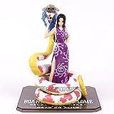 アニメOne Piece Figuarts ZERO Boa Hancock &&Salome PVC Figure Collectibleモデルおもちゃ18?cm