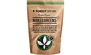 Forest Super Foods #1 Certified Organic Naked Greens 500g