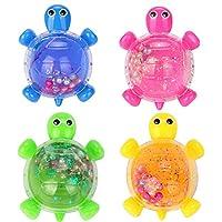 SWZY Tortoise Slime タトゥースライムクリスタルクレイゼリー玩具パテスライムソフトマッド香りストレスリリーフスラッジおもちゃクリスマスの贈り物