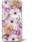 CANVER スマホケース FIORETTA(竹内陽子)デザインシリーズ iPhone6 iPhone6s 対応 ハードケース Daisy Bloom