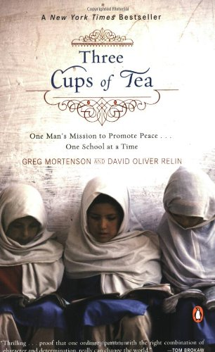 Three Cups of Tea: One Man's Mission to Promote Peace . . . One School at a Timeの詳細を見る
