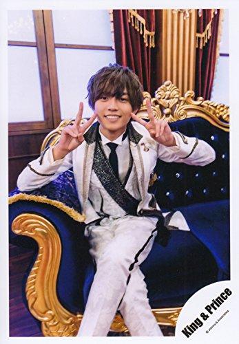King & Prince 公式 生 写真 (永瀬廉 )KP00079