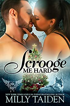 Scrooge Me Hard: BBW Paranormal Shape Shifter Romance (Paranormal Dating Agency) by [Taiden, Milly]