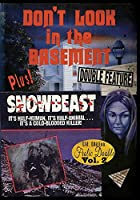 Don't Look in the Basement / Snowbeast / [DVD]