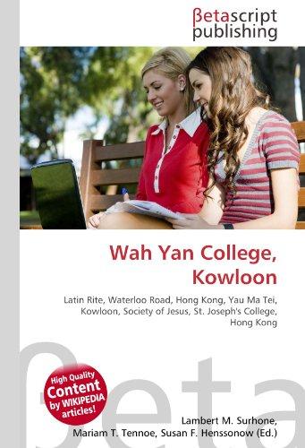 Wah Yan College, Kowloon