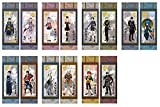 刀剣乱舞-ONLINE- トレーディング短冊ポスター 部隊一 8個入りBOX