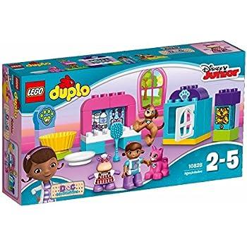 """レゴ (LEGO) デュプロ ドックはおもちゃドクター """"どうぶつのおせわ"""" 10828"""