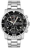 [セイコー]SEIKO 腕時計 アラーム搭載ダイバーズクロノグラフ腕時計 SNA225P1[並行輸入品]