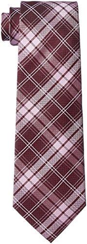 (はるやま)HARUYAMA(ハルヤマ) シルク100% ネクタイ 8cm幅 M181170005 38 ワイン フリー