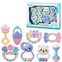 ラトル?トイ?ベル音楽教育打楽器セット6-7-8-9赤ちゃんの幼児のために適したセット幼児学習のおもちゃエンターテイメントスクール用品ツール ( Color : C )