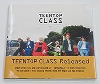 ティントップ TEEN TOP - Teen Top Class (4th Mini Album) CD + Photobook [韓国盤]