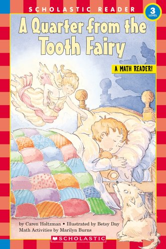 A Quarter from the Tooth Fairy (Hello Math Reader. Level 3)の詳細を見る