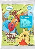 Winnie the Pooh 1st Birthday Balloons (6 Count) [並行輸入品]