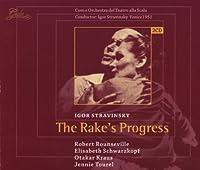 Stravinsky: Rake's Progress by ARIE / TEATRO ALLA SCALA / STRAVISNKY