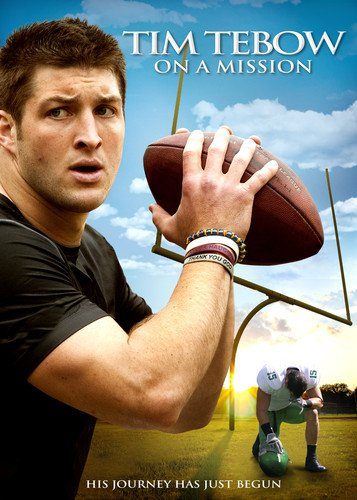 Tim Tebow: On a Mission [DVD] [Import]