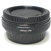 Kernel ニコンFマウントレンズ-ペンタックスPKマウントアダプター[補正レンズ内蔵]【ネットショップ ロガリズム】NF-PK Optic