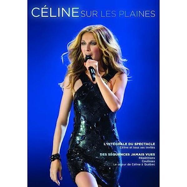 Amazon Co Jp Celine Sur Les Plaines 2008 Dvd Import Dvd Öルーレイ Celine Dion Celine Dion