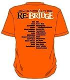 アニメロサマーライブ2009-RE:BRIDGE-Tシャツ(オレンジ)Lサイズ200着限定販売