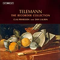 Telemann: the Recorder Collect by G.P. Telemann