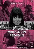 男性・女性 [DVD] 画像