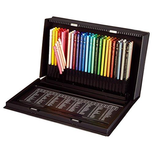 三菱鉛筆 ユニカラー色鉛筆100色セット