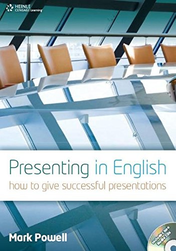 Presenting in English, Updated Student Book (128 pp) with Audio CDs (2) (Student Book and Audio CD)