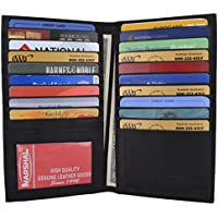 New High End Leather Bifold Credit Card Holder #1529CF