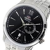 ORIENT (オリエント) SES00002B0 自動巻き ブラック×シルバー メタルベルト メンズウォッチ 腕時計 [並行輸入品]