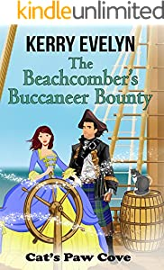 The Beachcomber's Buccaneer Bounty: Moon Mist Manor Book 3 (Cat's Paw Cove 14) (English Edition)