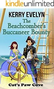 The Beachcomber's Buccaneer Bounty: Moon Mist Manor Book 3 (Cat's Paw Cove 14) (English Edition)