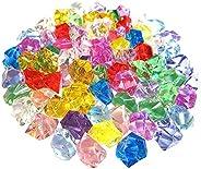 RADISSY 亞克力石 水晶石 冰晶石 200粒 彩色共3種(混合)