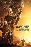 映画 ターミネーター ニュー・フェイト Terminator: Dark Fate 約90cm×60cm シルク調生地のアートポスター 04 アーノルド・シュワルツェネッガー ジェームズ・キャメロン