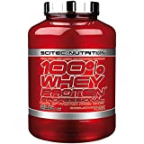 Scitec Nutrition - Post-Workout Recovery & Muscle Growth, 100% Whey Protein Powder Shake - Chocolate Hazelnut Flavour - 2350g