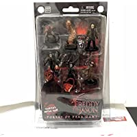 NECA Movie FREDDY VS JASON FOREST OF FEAR GAME Tabletop WarChess 1.5'' Action Figure Model Toy For Gift/Kids