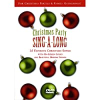 Christmas Sing-A-Long [DVD] [Import]