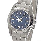 [ロレックス]ROLEX 腕時計 オイスターパーペチュアル 76080 A番台(1999年) 中古[1292088] 付属:付属品なし ブルーアラビア A番台(1999年)