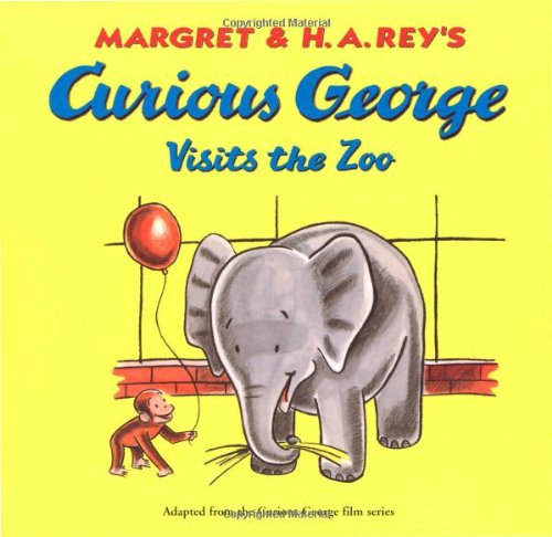 Curious George Visits the Zooの詳細を見る