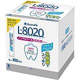 クチュッペ L-8020 マウスウォッシュ ソフトミント スティックタイプ 100本入