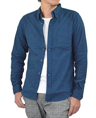 [해외](아다마스) ADAMAS 채널 셔츠 무지 긴팔 남성 큰/(Adamas) ADAMAS Nell shirt plain long sleeve men`s large size