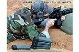 3個セット販売【マガジン落下の衝撃吸収に】MAGPULタイプ 5.56 NATO/BK(ブラック)/マグプル★マルイM4/M16などに 画像