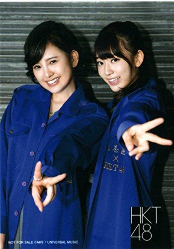 HKT48 公式生写真 しぇからしか! 店舗特典 TSUTAYA 宮脇咲良 兒玉遥