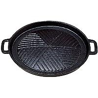 鉄鍋 電磁調理器用鉄ジンギスカン鍋 22cm YA3-72-1
