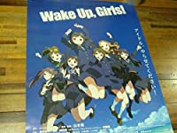 B2大 ポスター Wake up Girls
