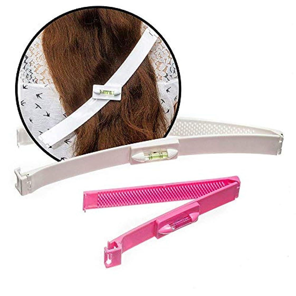 ホールドオール時系列下線Pichidr-JP 前髪カットクリップ日常生活DIYの前髪カット女性/女の子のための櫛カット
