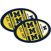 Michigan WolverinesジャンボGame Dayマグネットのセット2