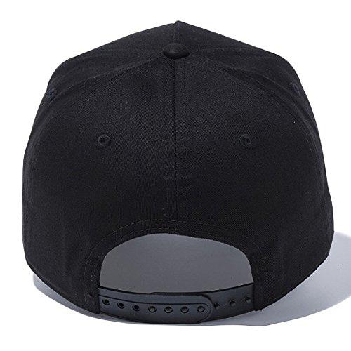 カラー:ブラック スノーホワイト ブラック New Era ニューエラ 940 スナップバック キャップ エーフレームトラッカー ブラック スノーホワイト ブラック 11474879