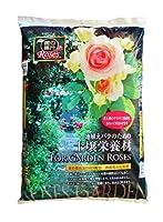 瀬戸ヶ原花苑 菌の黒汁ROSE配合 地植えバラのための土壌栄養材 20L