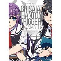 グリザイア:ファントムトリガー THE ANIMATION 01/02[Blu-ray] 特装版【予約特典:複製色紙 付き】