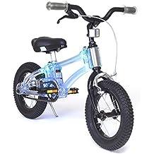 Phantom Pedal Bike with Flashing Lights, 12''